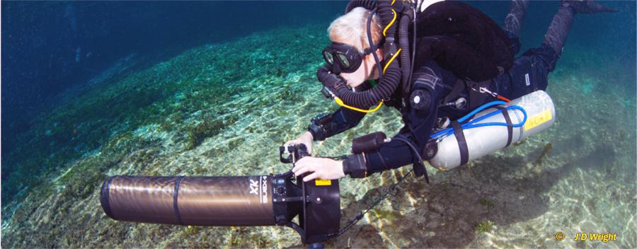 Open Water DPV Diver (OC, SCR, CCR)