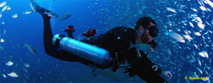 Open Water Sidemount Diver