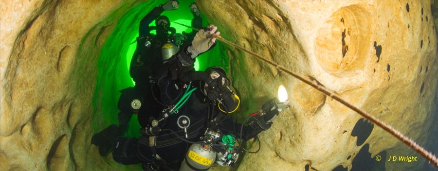 Rebreather Trimix Diver