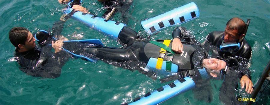 Rescue Diver (OC, SCR, CCR)