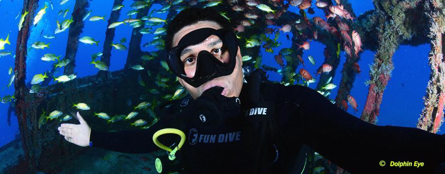Open Water Diver & Open Water Nitrox Diver