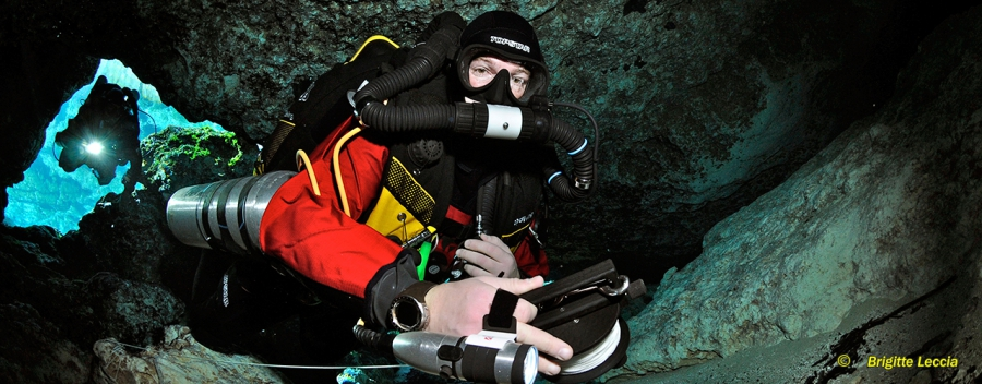Rebreather Introductory to Cave Diver