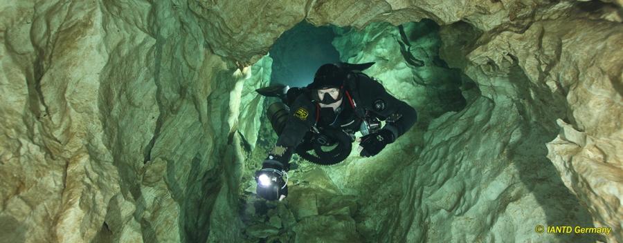 Advanced Cave - Rebreather Sidemont Diver (SCR & CCR)