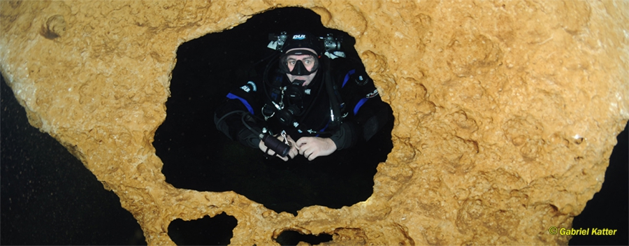 Introductory to Cave Diver (OC, SCR & CCR)