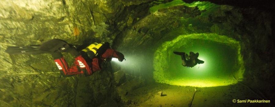 Mine Diver (OC, RSCR, RCCR)