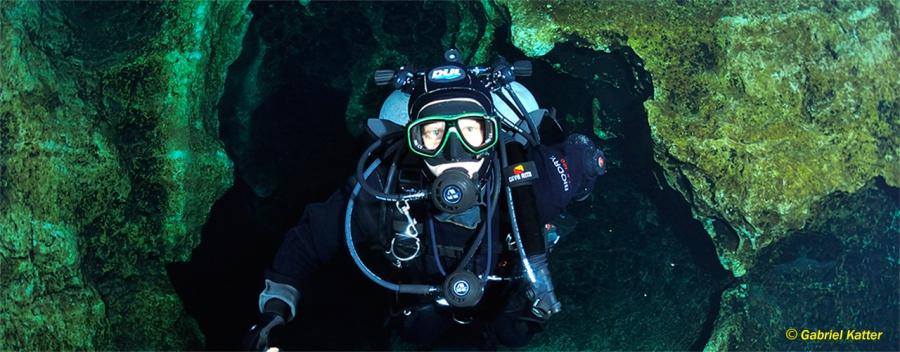 Tek Lite Cave Diver (OC, SCR & CCR)