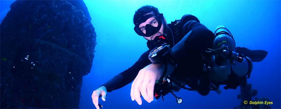 Tek Open Water Sidemount Diver